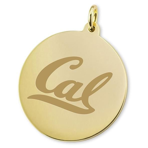 Berkeley 18K Gold Charm - Image 2