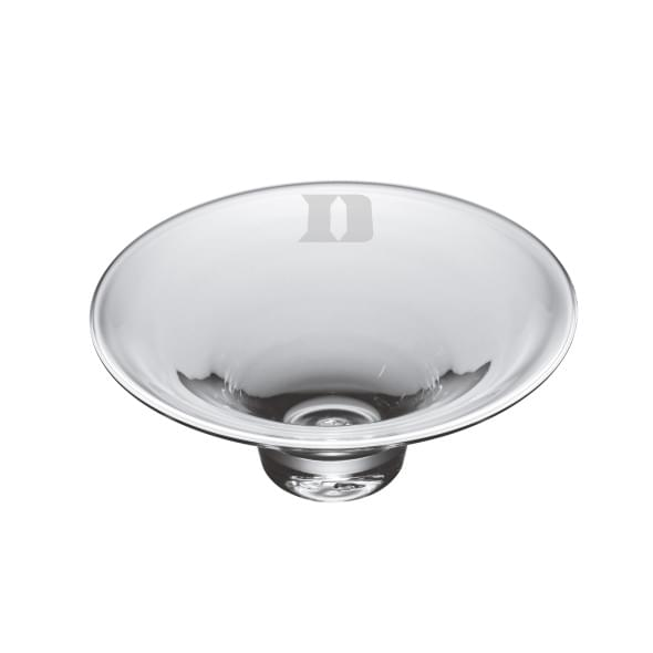 Duke Glass Hanover Bowl by Simon Pearce
