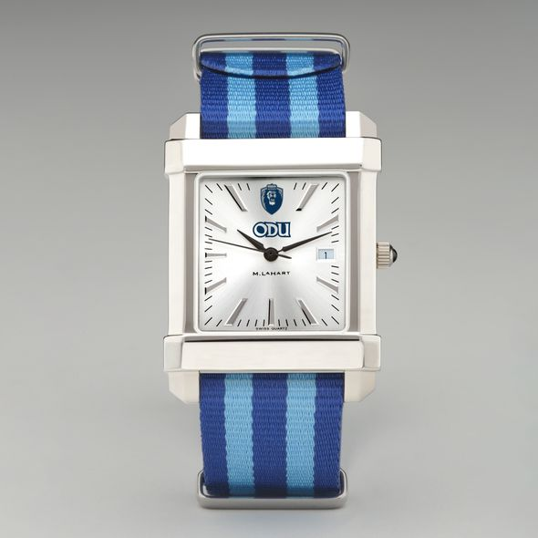 Old Dominion Collegiate Watch with NATO Strap for Men - Image 2