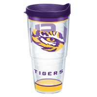 LSU 24 oz. Tervis Tumblers - Set of 2