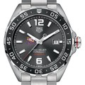 LSU Men's TAG Heuer Formula 1 with Anthracite Dial & Bezel - Image 1