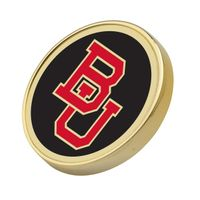 Boston University Enamel Lapel Pin