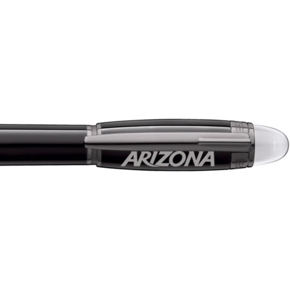 University of Arizona Montblanc StarWalker Fineliner Pen in Ruthenium - Image 2