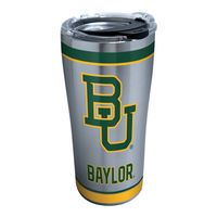 Baylor 20 oz. Stainless Steel Tervis Tumblers with Hammer Lids - Set of 2