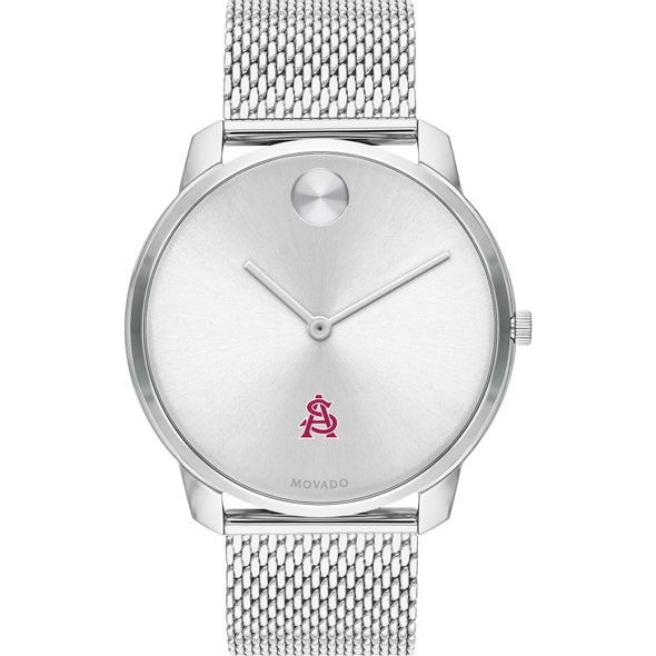Arizona State Men's Movado Stainless Bold 42 - Image 2