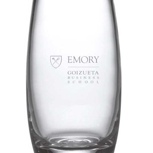 Emory Goizueta Glass Addison Vase by Simon Pearce - Image 2