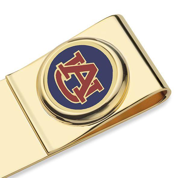 Auburn University Enamel Money Clip - Image 2