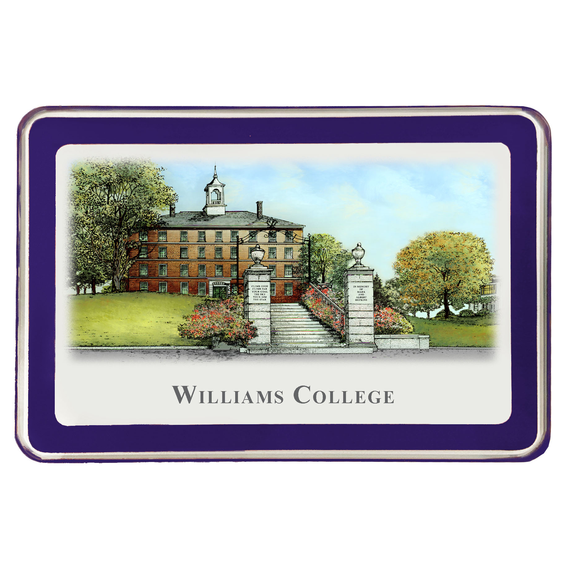 Williams College Paperweight