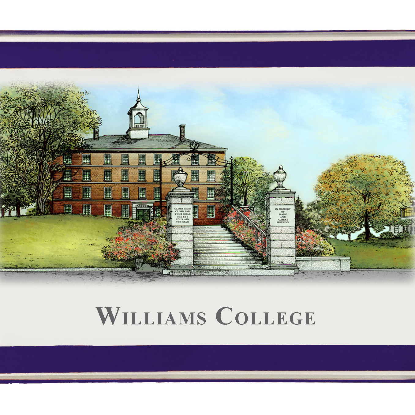Williams College Paperweight - Image 2