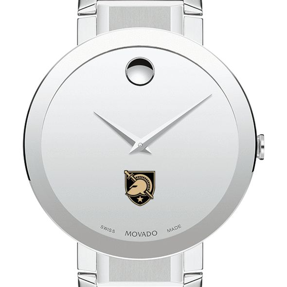 US Military Academy Men's Movado Sapphire Museum with Bracelet - Image 1