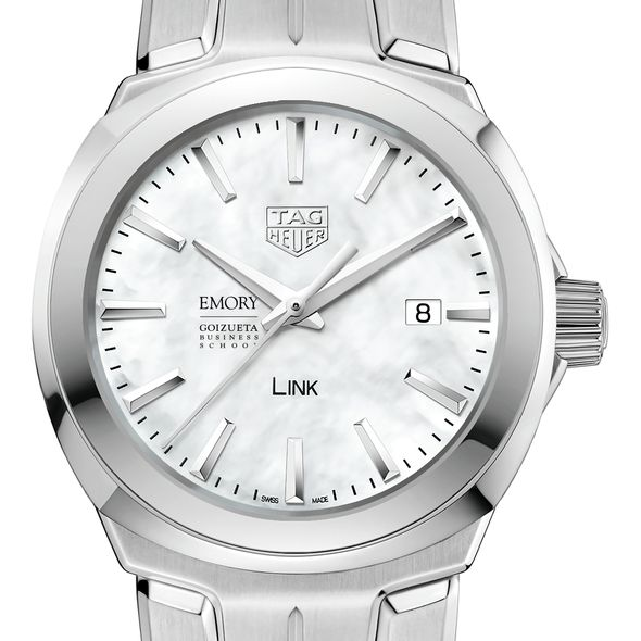 Emory Goizueta TAG Heuer LINK for Women - Image 1