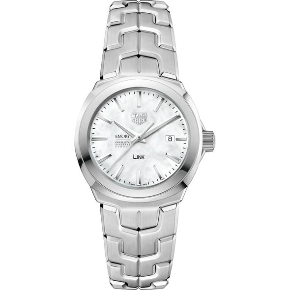Emory Goizueta TAG Heuer LINK for Women - Image 2