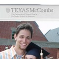 Texas McCombs Polished Pewter 5x7 Picture Frame - Image 2