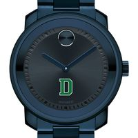 Dartmouth College Men's Movado BOLD Blue Ion with Bracelet