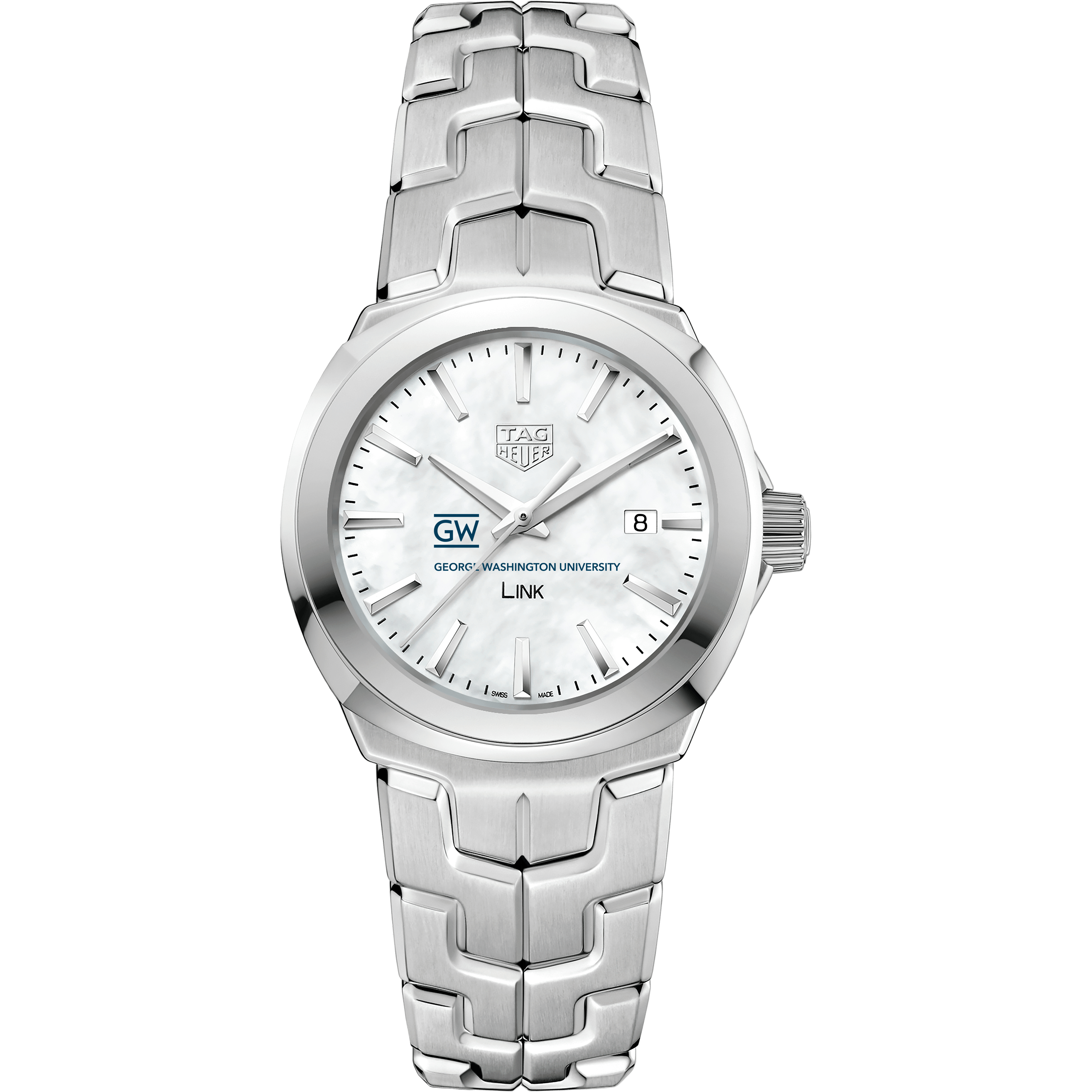 George Washington University TAG Heuer LINK for Women - Image 2