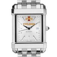 Iowa State University Men's Collegiate Watch w/ Bracelet