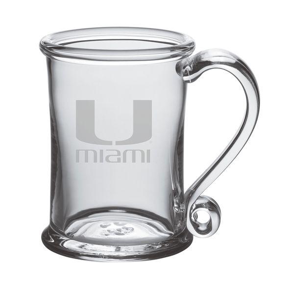 Miami Glass Tankard by Simon Pearce