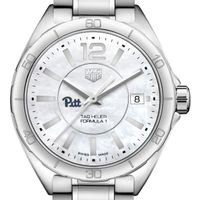 Pitt Women's TAG Heuer Formula 1 with MOP Dial