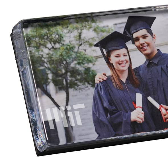 MIT Glass Photo Block by Simon Pearce - Image 2