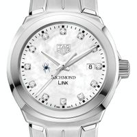 University of Richmond TAG Heuer Diamond Dial LINK for Women