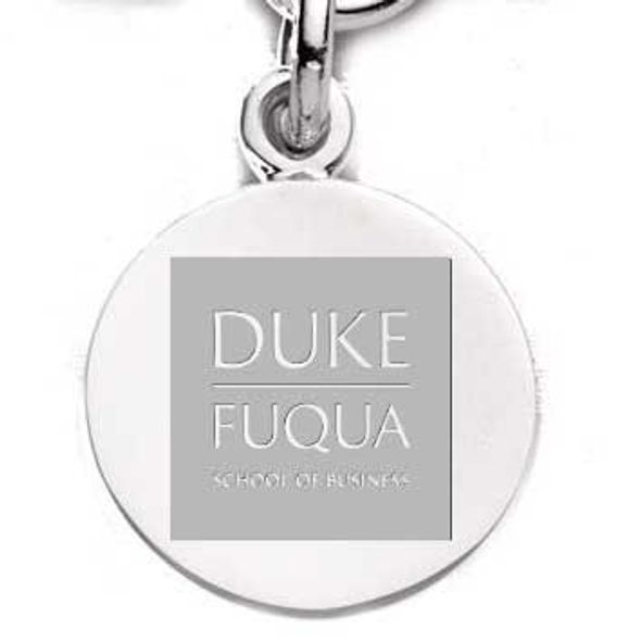 Duke Fuqua Sterling Silver Charm