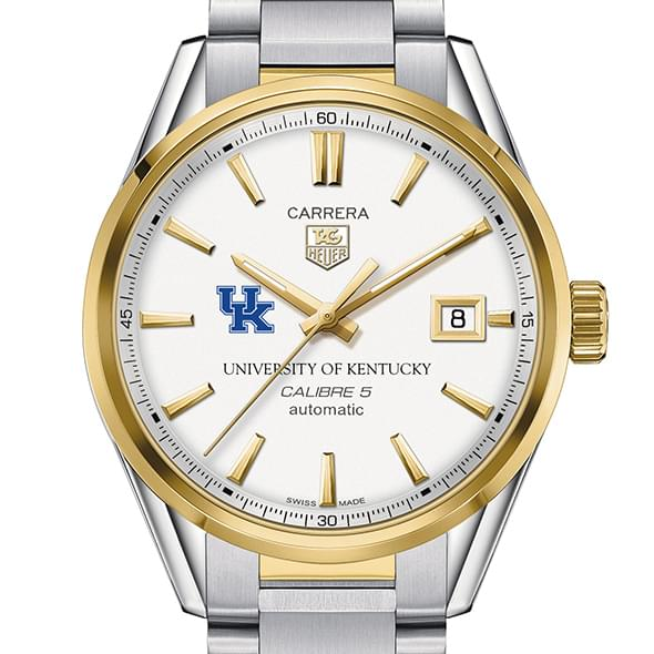 Kentucky Men's TAG Heuer Two-Tone Carrera with Bracelet