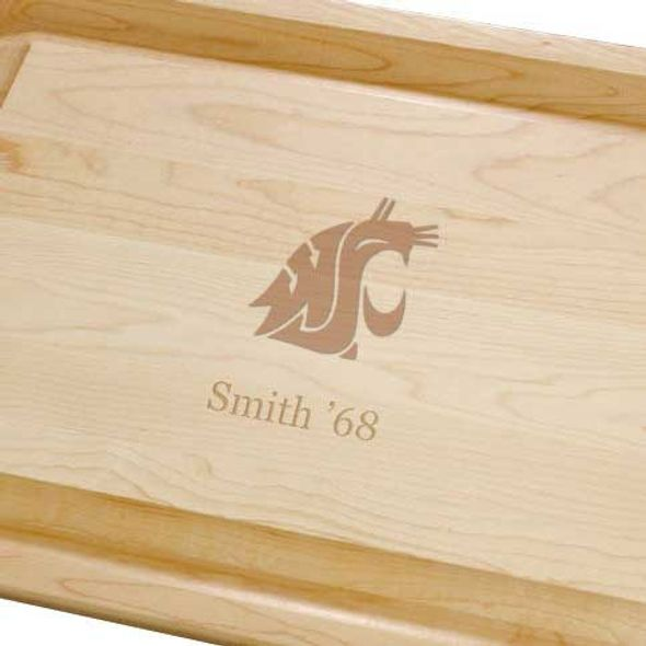 Washington State University Maple Cutting Board - Image 2