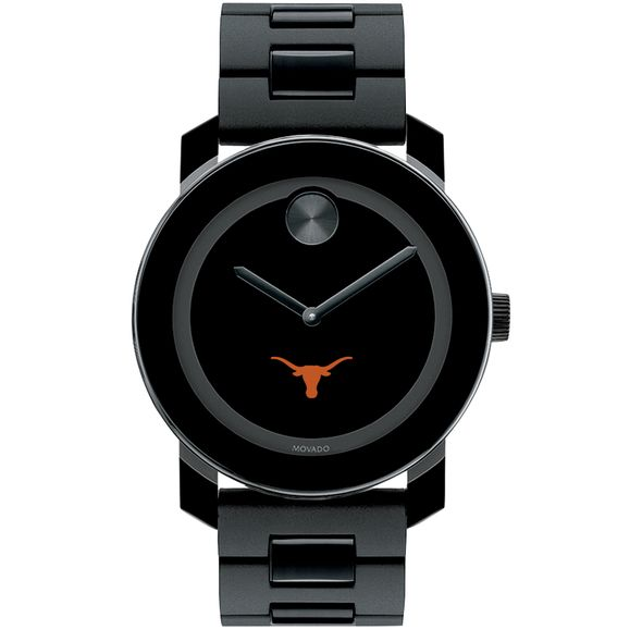 University of Texas Men's Movado BOLD with Bracelet - Image 2