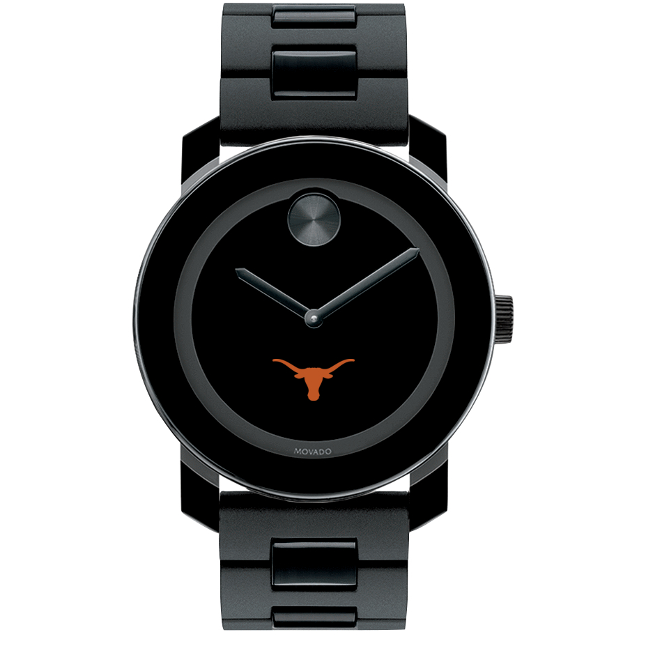 Texas Men's Movado BOLD with Bracelet - Image 2