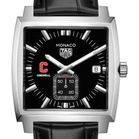 Cornell University TAG Heuer Monaco with Quartz Movement for Men