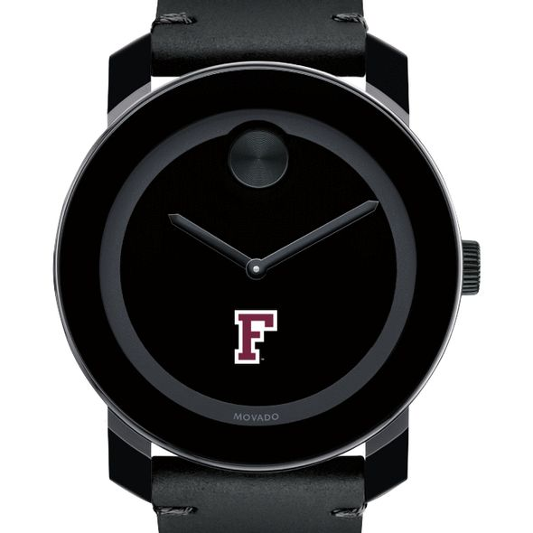 Fordham Men's Movado BOLD with Leather Strap