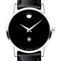 U.S. Naval Institute Women's Movado Museum with Leather Strap
