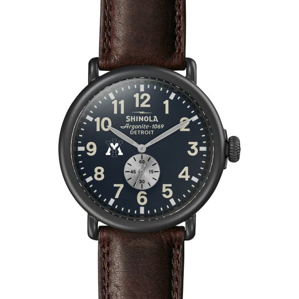 VMI Shinola Watch, The Runwell 47mm Midnight Blue Dial - Image 2