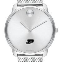 Purdue University Men's Movado Stainless Bold 42
