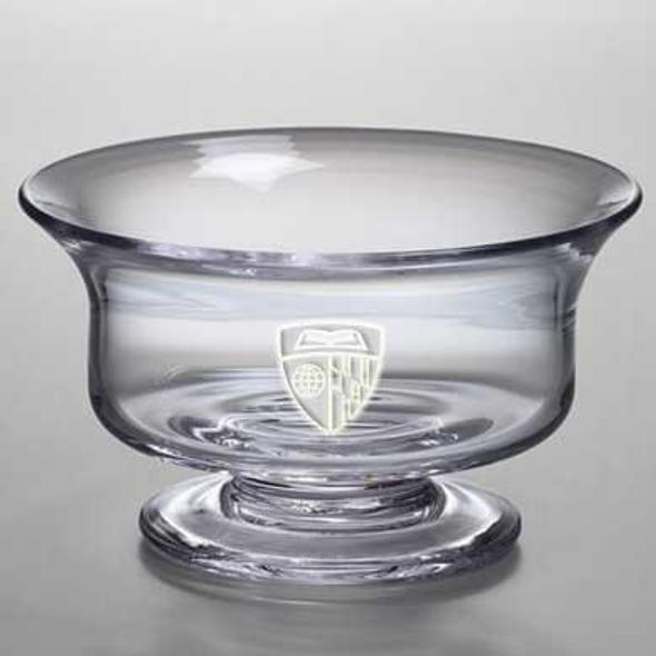 Johns Hopkins Medium Glass Revere Bowl by Simon Pearce - Image 1