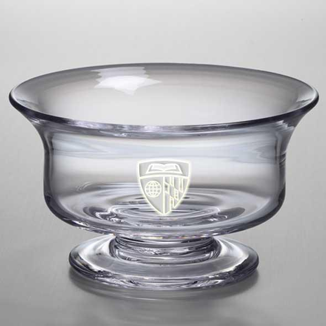Johns Hopkins Medium Glass Revere Bowl by Simon Pearce - Image 2