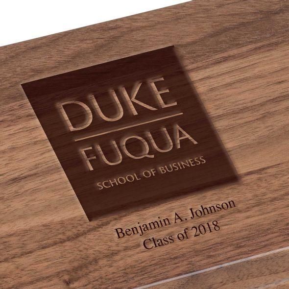 Duke Fuqua Solid Walnut Desk Box - Image 3