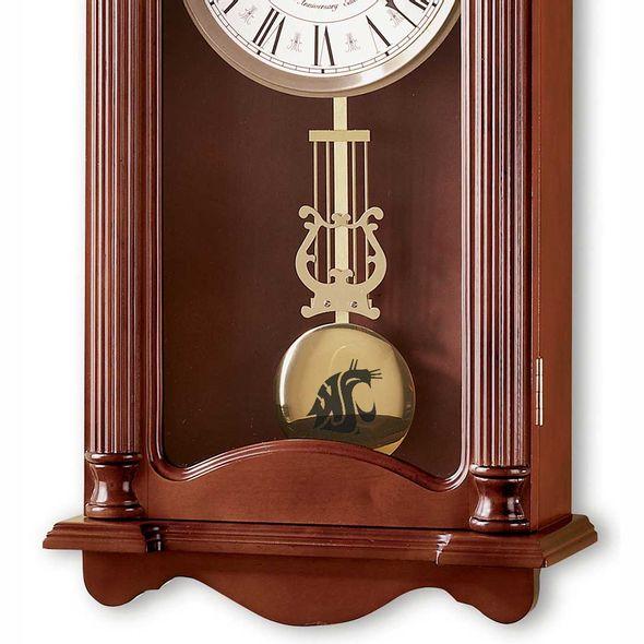 Washington State University Howard Miller Wall Clock - Image 2