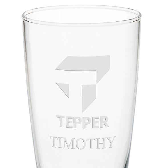 Tepper 20oz Pilsner Glasses - Set of 2 - Image 3