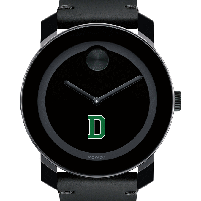 Dartmouth Men's Movado BOLD with Leather Strap