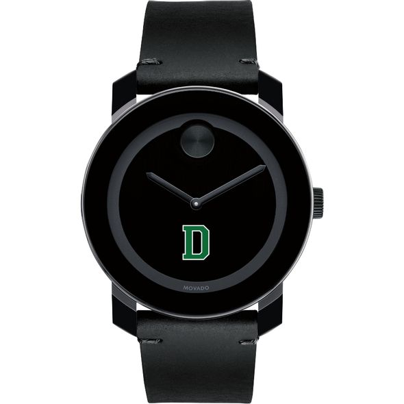 Dartmouth College Men's Movado BOLD with Leather Strap - Image 2