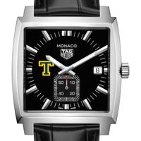 Trinity College TAG Heuer Monaco with Quartz Movement for Men