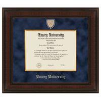 Emory Excelsior Diploma Frame