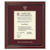 Harvard Fidelitas Frame