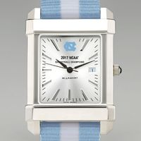 University of North Carolina Men's Collegiate Watch w/ NATO Strap- Championship Edition
