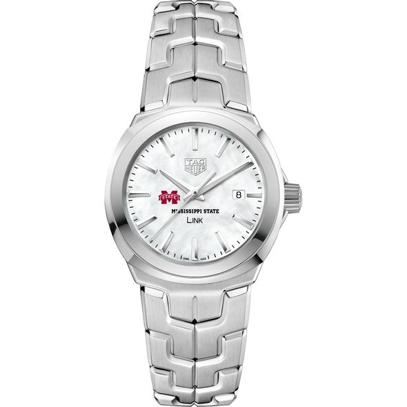 Mississippi State TAG Heuer LINK for Women - Image 2