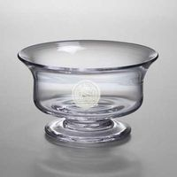 North Carolina Medium Glass Revere Bowl by Simon Pearce