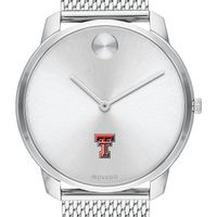 Texas Tech Men's Movado Stainless Bold 42