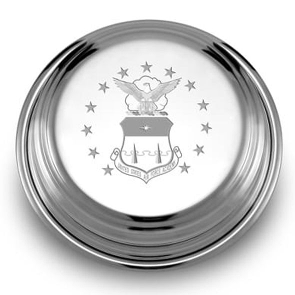 Air Force Academy Pewter Paperweight - Image 1