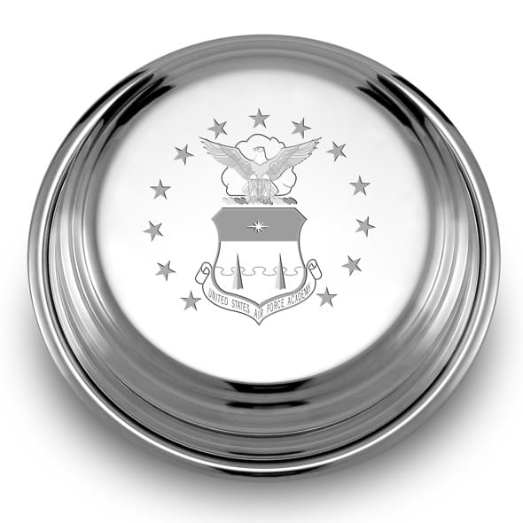Air Force Academy Pewter Paperweight - Image 2